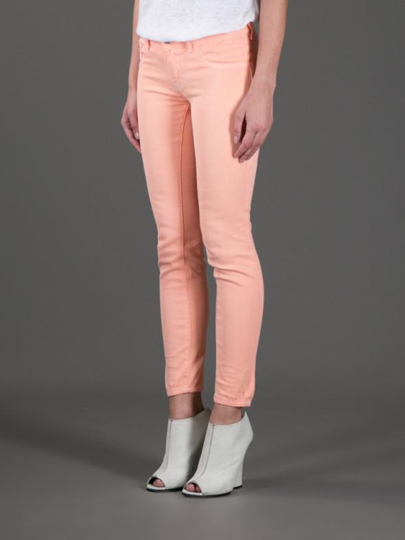 Spodnie Diesel spodnie rurki