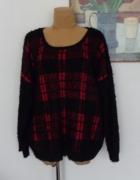 NEW LOOK sweter włochacz 56 58...