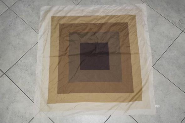Chusty i apaszki chusta w kwadraty
