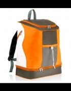 Plecak termiczny izotermiczny 17 litrów Yves Rocher pomarańczow...