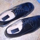 Buty garniturowe czarne rozmiar 45