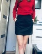 Czarna spódniczka h&m...