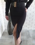 Elegancka czerń do pracy i nie tylko