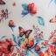 XL Bluzka wiosenna motylkowe rękawki
