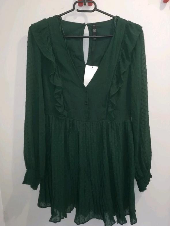 Sukienka kombinezon Zara M 38