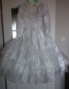 Sukienka komunijna...