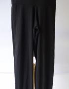 Dresy Spodnie Dresowe CzarneS 36 Ciążowe Legginsy Me&I...