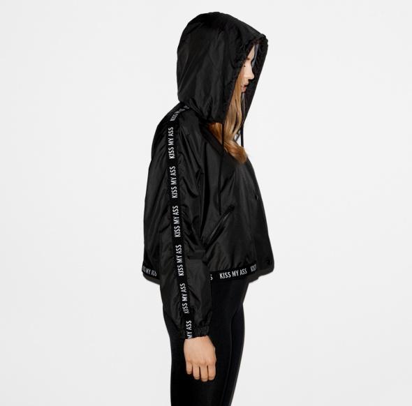 Odzież wierzchnia PLNY LALA kurtka Kiss My Ass Bonnie Jacket