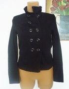 NEW LOOK czarna kurtka katana dwurząd 40...