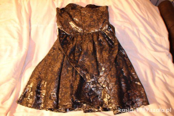 Sukienka Internaqionale angielski rozmiar 12 nowa
