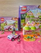 LEGO Friends dwa zestawy 41035 i 41013...