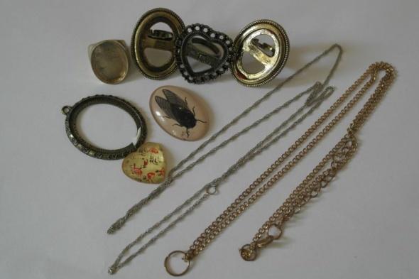elementy do poskładania biżuterii
