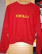 Nowa bluza Plny Lala Hell Chilli Angel w kolorze czerwonym...