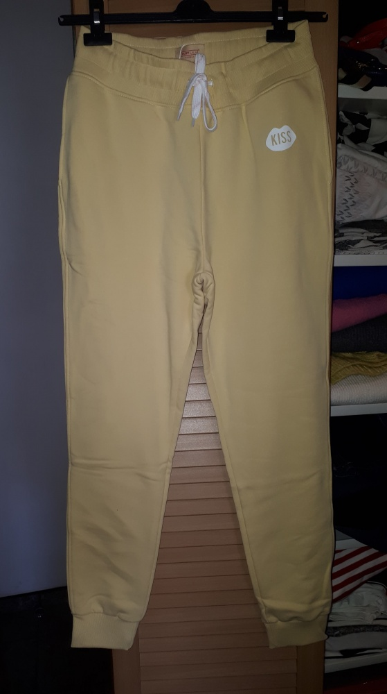 Nowe spodnie Plny Lala Kiss Sunny...