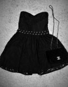 Tally Weijl Śliczna czarna sukienka...