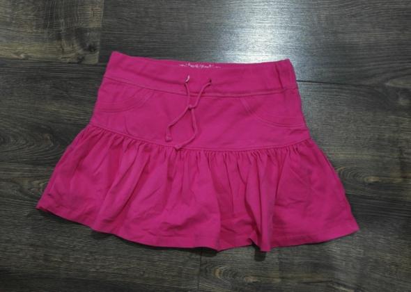 Sukienki i spódniczki Spódnico spodenki różowe 146 152