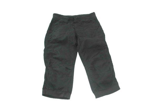 Spodnie i spodenki Spodnie czarne rybaczki lato 146