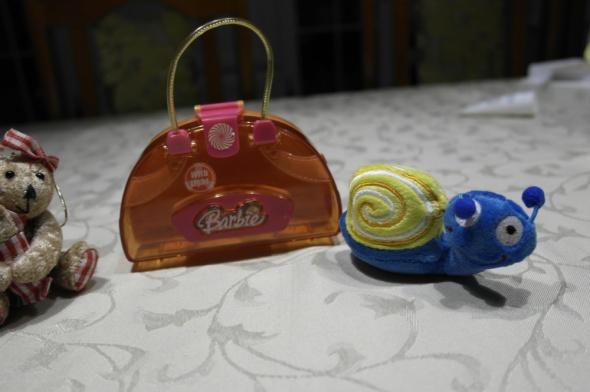 Zabawki Małe zabaweczki