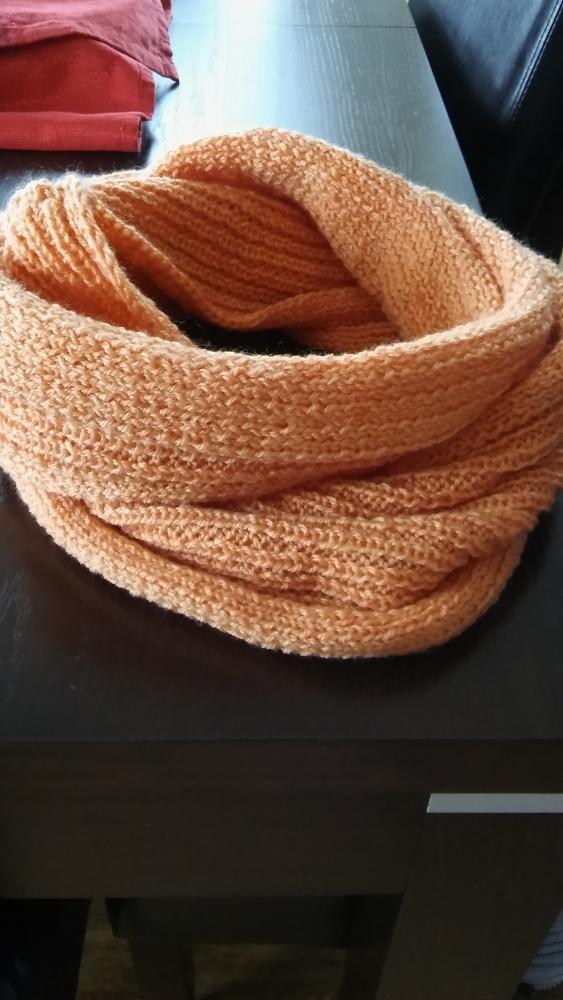 Kominy wełniane handmade