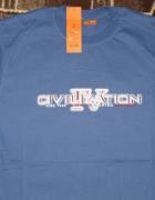 Nowy tshirt bawełniany M...