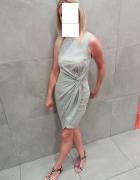 dresowa sukienka reserved...