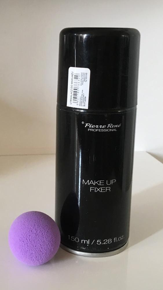 Twarz PIERRE RENE Fixer utrwalacz do makijażu plus gratis