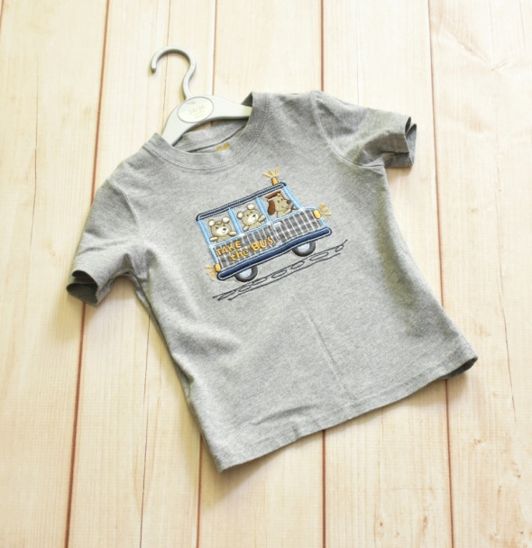 Bluzki Tshirt chłopięcy R 3L