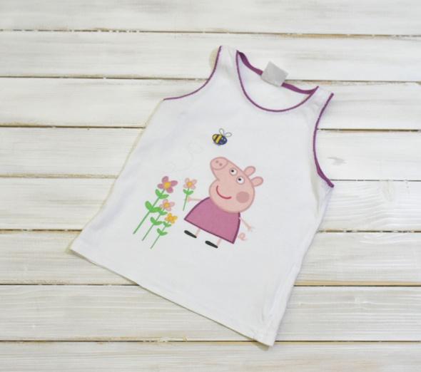 Bluzki Podkoszulka Peppa Pig R 116