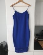 Sukienka granatowa ML