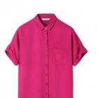 TATUUM różowa koszula koszulka nowa Ryaon dobry skład materiałowy