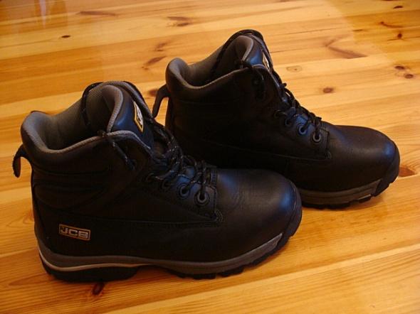 Buty trekkingowe obuwie JCB rozmiar 41 oryginal skora naturalna UK
