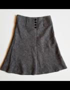H&M spódnica midi Rozm S do biura i nie tylko...