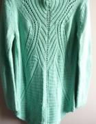 Sweter ażurowy S M