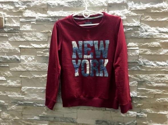 Nowa bluza wyszywana new york