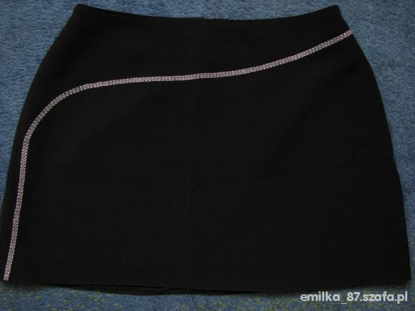 Spódnice czarna krótka spódniczka