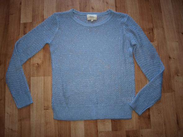 Ażurowy sweterek S M