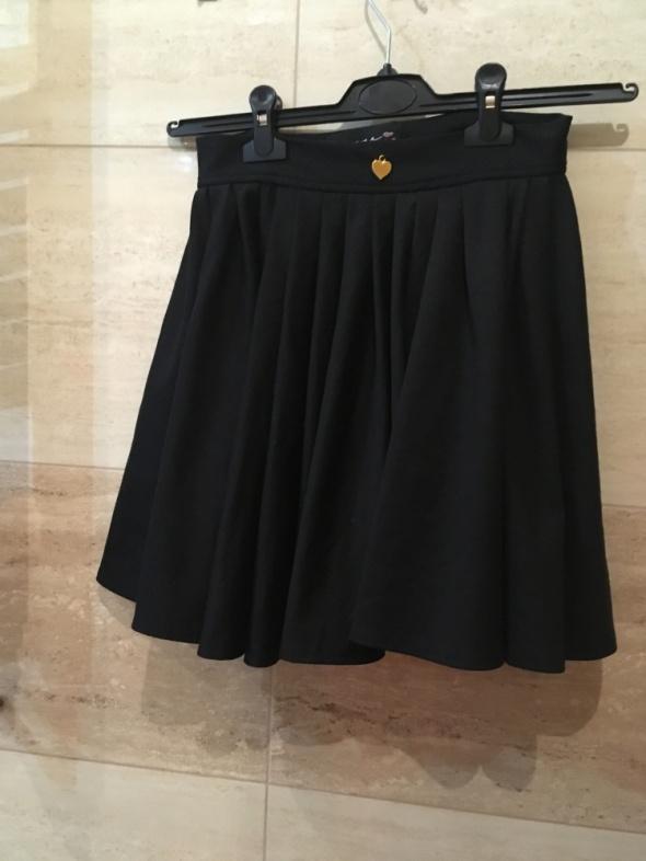 czarna spódnica lou 36 S