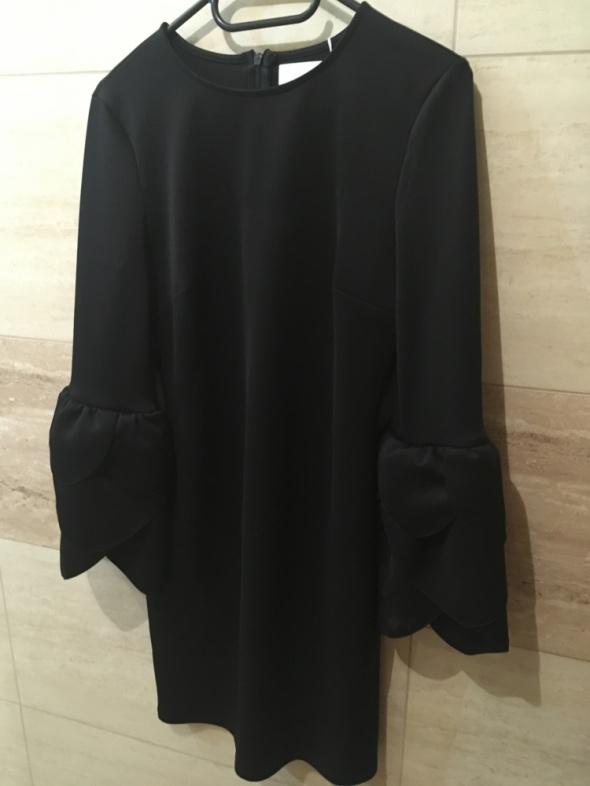 czarna sukienka 36 S nowa z metką Sugarfree