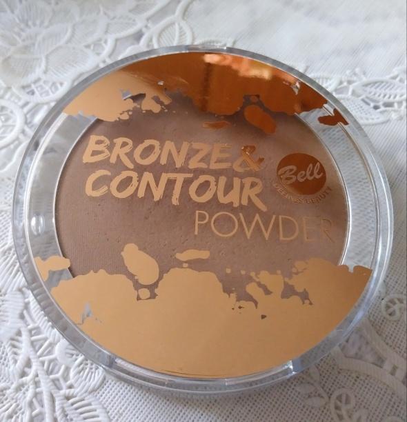 Bronzer konturowanie Bell Bronzer Contour