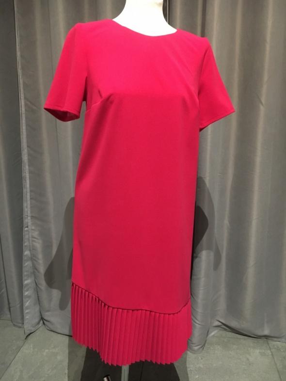 Sukienka nowa r42 kolor różowy...