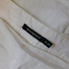 Atmosphere biała rozkloszowana spódnica 38