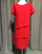 Sukienka nowa r46 czerwony...
