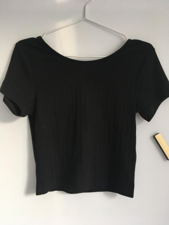 Bluzka New Look wycięcie na plecach