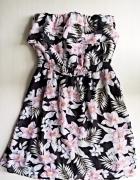 Sukienka w kwiaty floral S M L...
