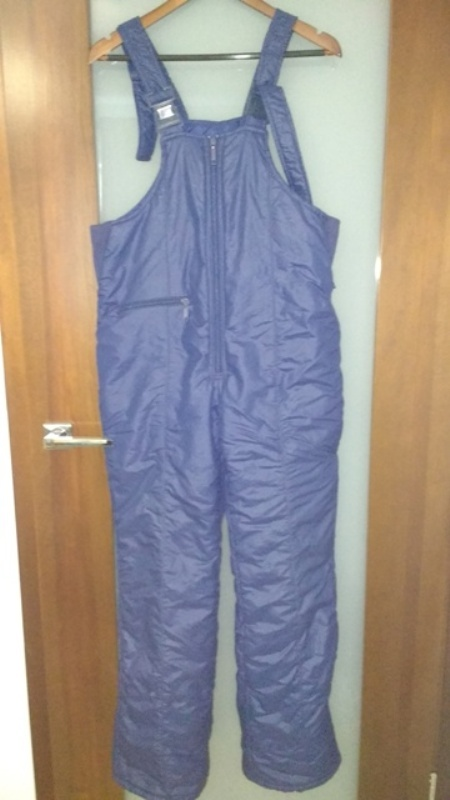 Kombinezony Spodnie Narciarskie 46