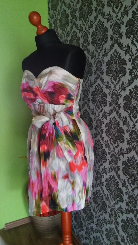 Suknie i sukienki Sukienka gorsetowa na wesele 42