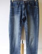 Spodnie Dzinsowe Lindex S 36 Rurki Jeansy Dzins...