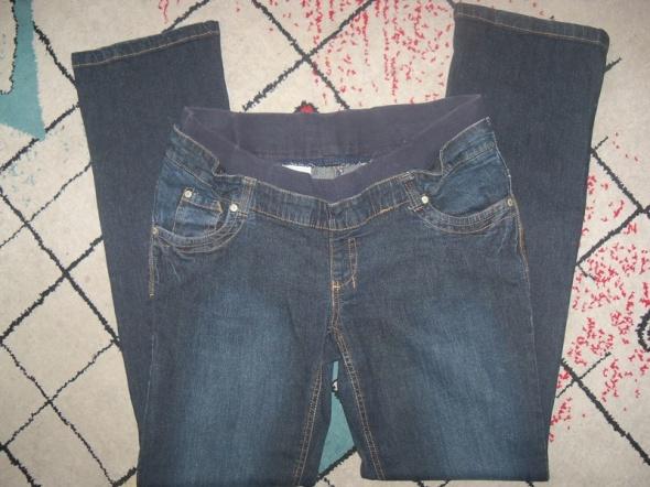 Spodnie ciążowe jeansoweYesika roz 38 40