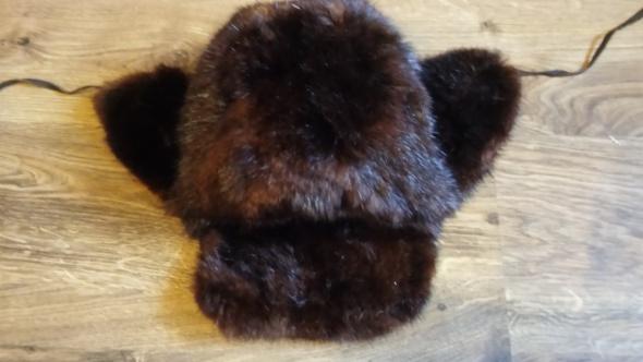 Nakrycia głowy Czapka z norki