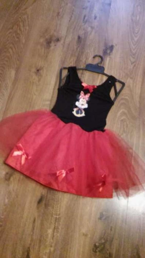 Sukienki i spódniczki DISNEY Suknia balet tiul 116